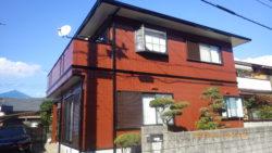 和歌山市 F様邸 屋根塗装工事 外壁塗装工事