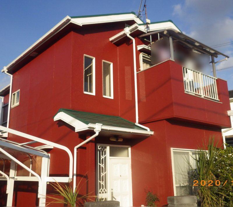 岩出市 H様邸 屋根外壁塗装工事