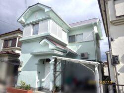 和歌山市 A様邸 屋根外壁塗装工事