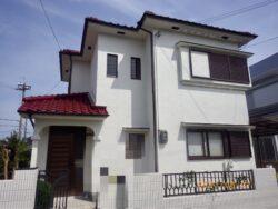 和歌山市 N様邸 屋根外壁塗装工事